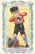 adv002701 - Advertising Postcard - Old Vintage Antique