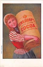 adv002707 - Advertising Postcard - Old Vintage Antique