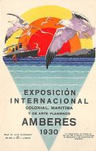 Exposicion Internacional Colonial, Maritima