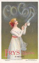 adv002715 - Advertising Postcard - Old Vintage Antique