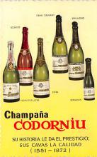 Champana Codorniu