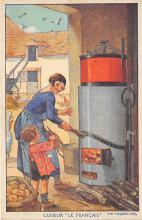 adv002779 - Advertising Postcard - Old Vintage Antique