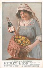 adv002782 - Advertising Postcard - Old Vintage Antique