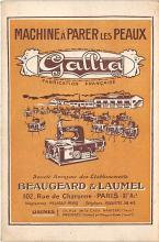 adv002785 - Advertising Postcard - Old Vintage Antique