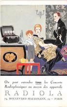 adv002901 - Advertising Postcard - Old Vintage Antique