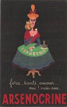 adv002906 - Advertising Postcard - Old Vintage Antique