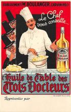 Le Chef W Boulanger