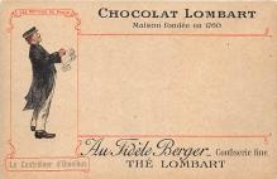 adv002947 - Advertising Postcard - Old Vintage Antique