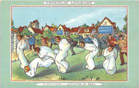 adv002957 - Advertising Postcard - Old Vintage Antique