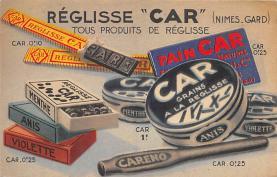 adv002962 - Advertising Postcard - Old Vintage Antique