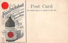adv002963 - Advertising Postcard - Old Vintage Antique
