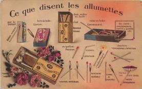 adv002964 - Advertising Postcard - Old Vintage Antique