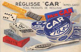 adv002965 - Advertising Postcard - Old Vintage Antique