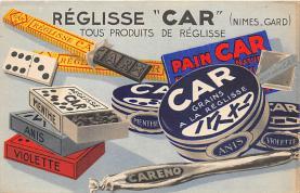 adv002966 - Advertising Postcard - Old Vintage Antique