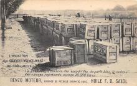 adv002968 - Advertising Postcard - Old Vintage Antique