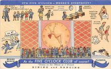 Five OClock Club Dining & Dancing