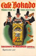 Caf� Bokado Production des Trois Docteurs