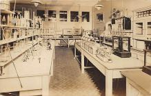 New York Baking Laboratory of the Fleischmann Company Fleischmanns Yeast
