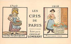 adv003039 - Advertising Postcard - Old Vintage Antique