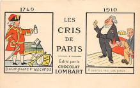 adv003040 - Advertising Postcard - Old Vintage Antique