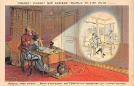adv003055 - Advertising Postcard - Old Vintage Antique
