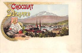 adv003059 - Advertising Postcard - Old Vintage Antique