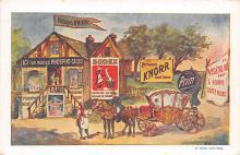 adv003078 - Advertising Postcard - Old Vintage Antique
