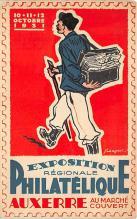 Exposotion Regionale Philatelique Auerre