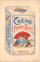 Cr�me Franco Russe Vanille