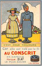 adv003160 - Advertising Postcard - Old Vintage Antique