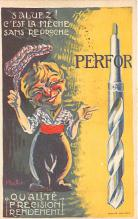 adv003192 - Advertising Postcard - Old Vintage Antique