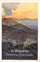 IL Vesuvio Ferrovia Funicolare