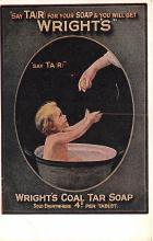 adv003259 - Advertising Postcard - Old Vintage Antique