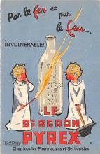 Le Biberon Pyrex