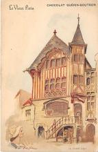 adv003304 - Advertising Postcard - Old Vintage Antique