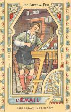 adv003306 - Advertising Postcard - Old Vintage Antique
