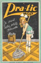 adv003308 - Advertising Postcard - Old Vintage Antique