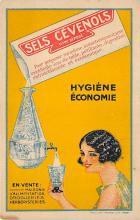 adv003321 - Advertising Postcard - Old Vintage Antique