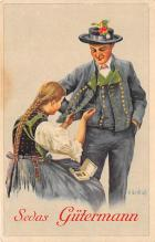 adv003392 - Advertising Postcard - Old Vintage Antique