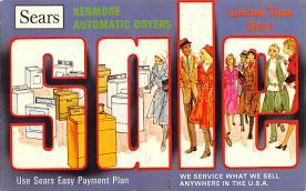adv005001 - Advertising Post Card