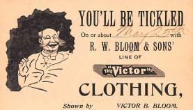 adv012259 - Advertising Post Card