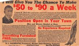 adv012343 - Advertising Post Card