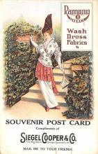 adv012501 - Advertising Post Card