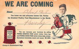 adv016029 - Advertising Post Card