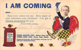 adv016087 - Advertising Post Card