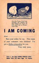 adv016089 - Advertising Post Card