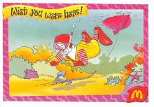 adv017223 - Advertising Post Card