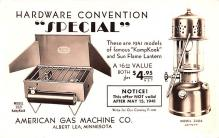 adv022083 - Hardware Advertising Old Vintage Antique Post Card