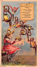 adv022129 - Hardware Advertising Old Vintage Antique Post Card