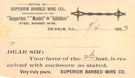 adv022147 - Hardware Advertising Old Vintage Antique Post Card